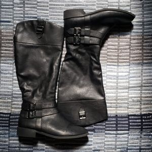 American Eagle Black Boots